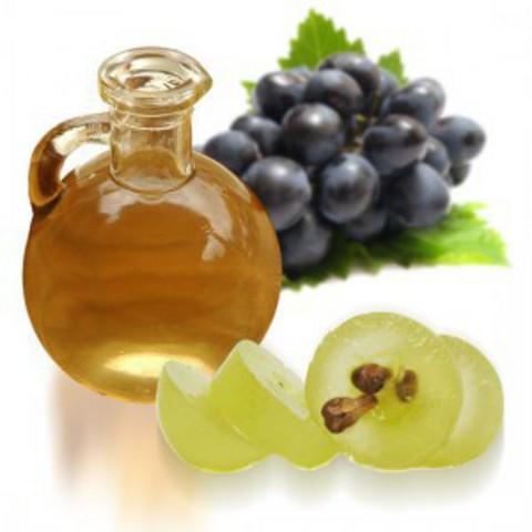 large aceite uvas