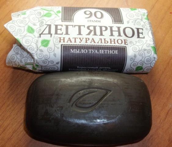Дегтярное мыло - польза и вред уникального продукта