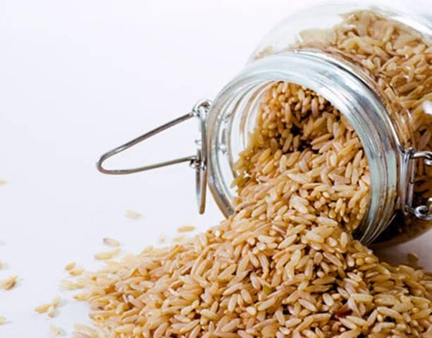 Бурый рис – польза и вред при похудении