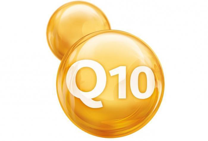 Польза коэнзима Q10 – эликсир жизни для кожи