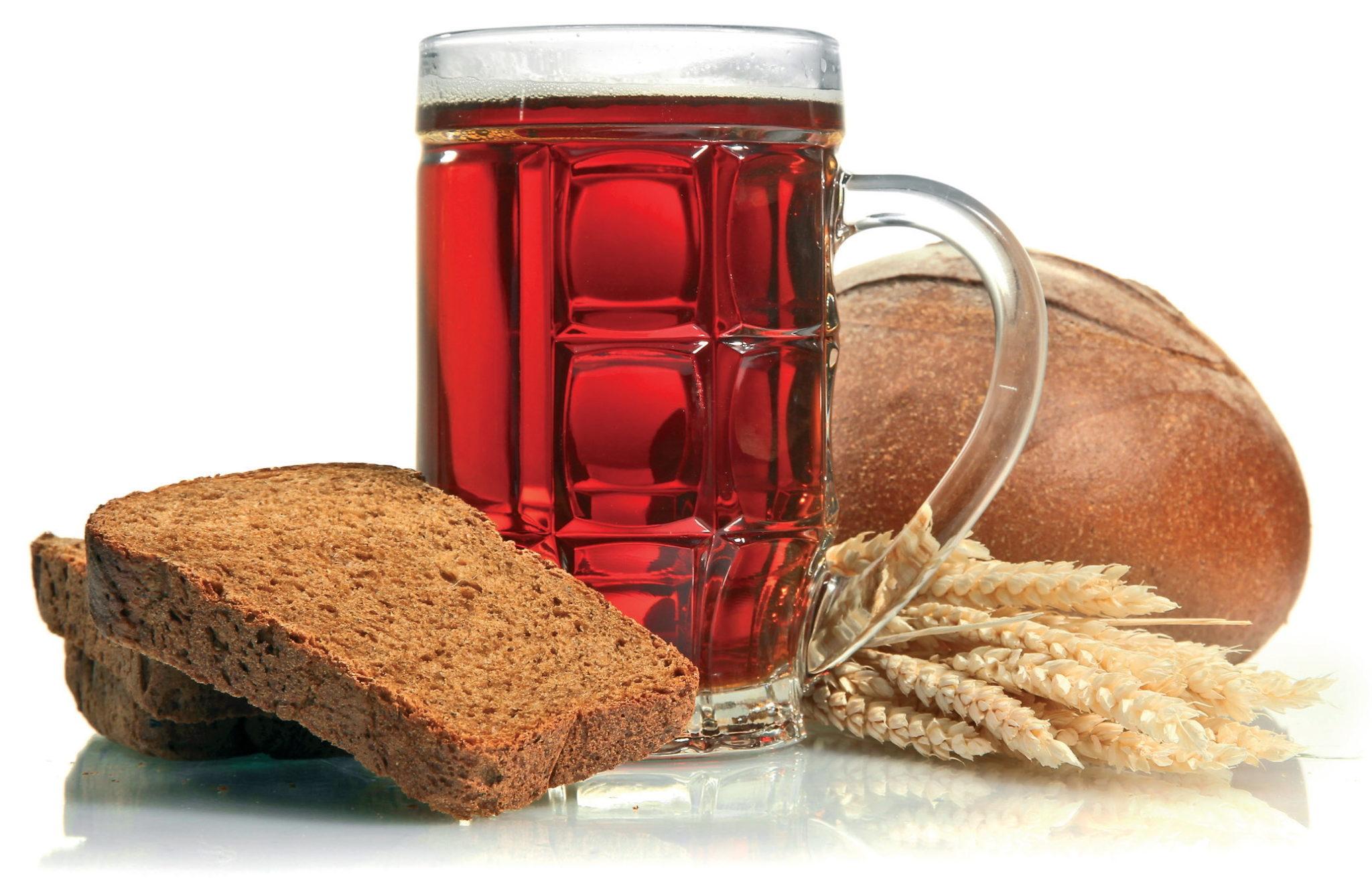 Квас - польза и вред русского напитка