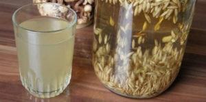 Квас из овса - польза и вред исконно русского напитка