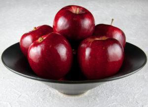 яблоки при похудении на ночь